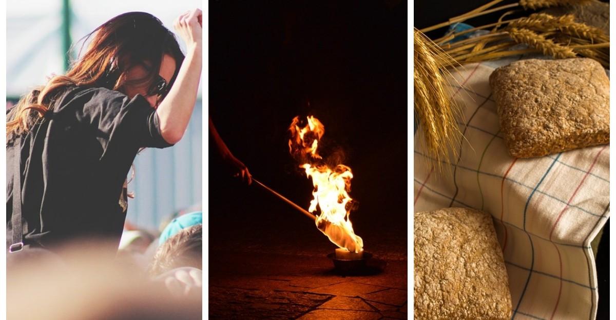 V JARMARK NIEBYLECKI: Swojskie jadło, koncerty, pokaz fireshow!