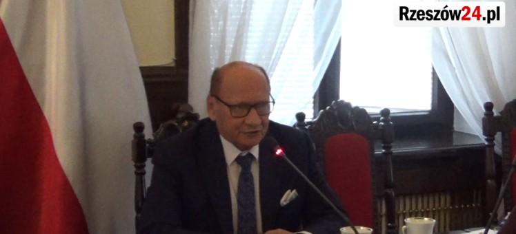 Tadeusz Ferenc skrytykował TVP Rzeszów. Dyrektor stacji był zażenowany reakcją prezydenta