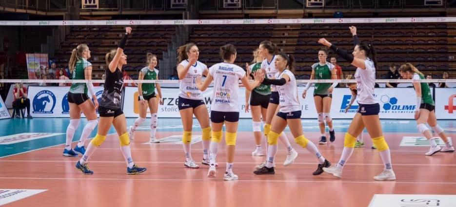 LŚK: Siódma z rzędu ligowa wygrana Developresu SkyRes Rzeszów!
