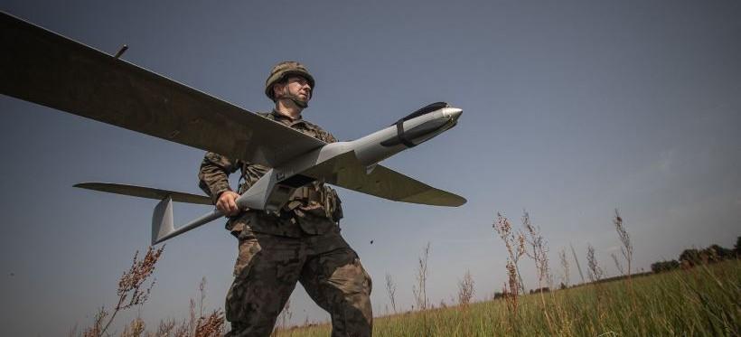 Od stycznia Podkarpaccy Terytorlialsi będą operatorami bezzałogowców (FOTO)
