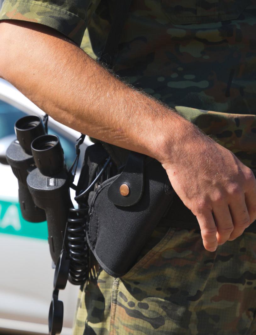 W okolicach Arłamowa zatrzymano ośmiu imigrantów