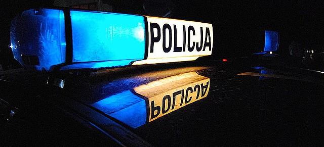 Policjantka na wolnym pomogła w zatrzymaniu pijanego kierowcy
