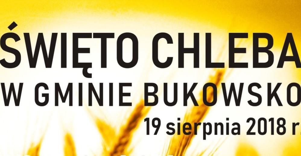 Święto Chleba w Gminie Bukowsko