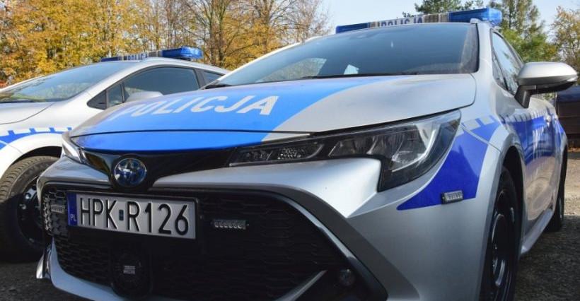 6 nowych radiowozów dla rzeszowskiej policji (ZDJĘCIA)