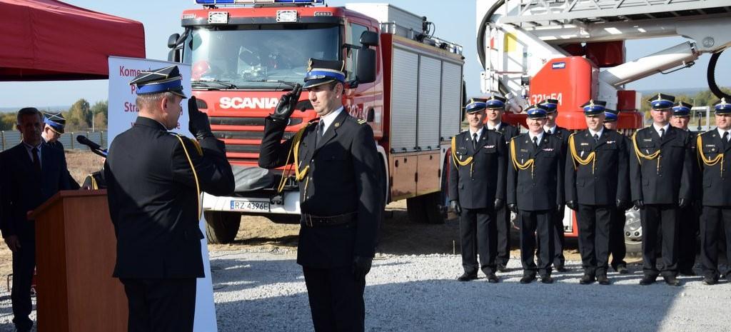 Powstanie nowa jednostka straży pożarnej