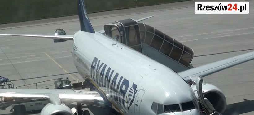 Od 1 lipca Ryanair chce wznowić połączenia z Rzeszowa!
