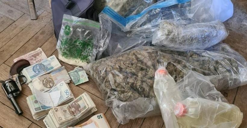 Udaremnili wprowadzenie na rynek dużej ilości narkotyków