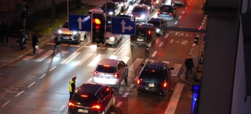 """RZESZÓW. Akcja """"Przejezdne skrzyżowania"""". Ponad 300 interwencji policjantów"""
