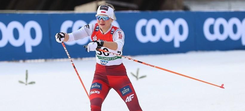 Izabela Marcisz wicemistrzynią świata juniorek w biegach narciarskich!