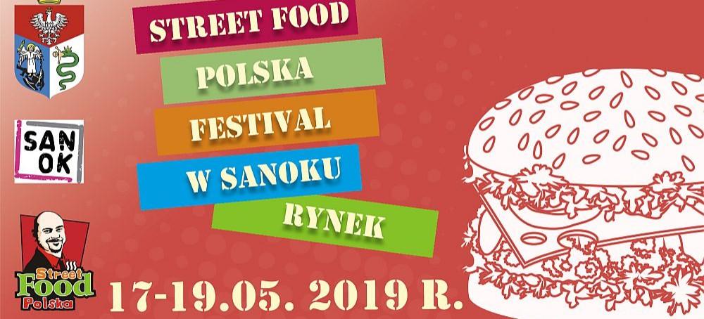 SANOK: Święto ulicznego jedzenia! Niebawem Festiwal Street Food Polska!