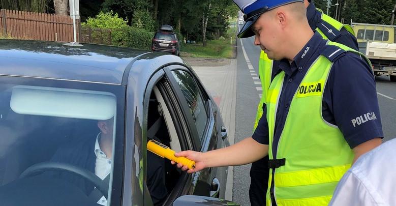 3 nietrzeźwych kierowców złapanych w 5 minut…