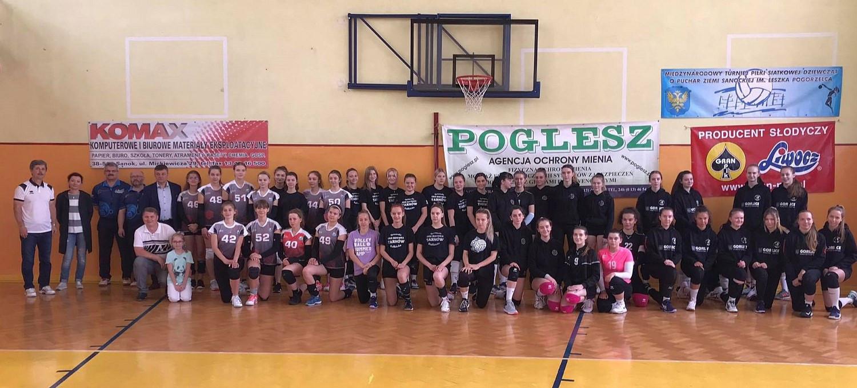 """Jubileuszowy turniej siatkarski im. Leszka Pogorzelca. Zwycięstwo """"Sanoczanki"""" (FOTO)"""