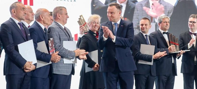 Kongres 590: Andrzej Duda wręczył Nagrody Gospodarcze Prezydenta RP (FOTO, WIDEO)