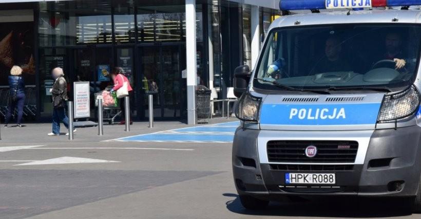 Policja apeluje o bezpieczeństwo podczas świątecznych zakupów!