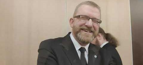 POSEŁ Grzegorz BRAUN: Odprawa mobilizacyjna w Rzeszowie – przygotowania do kampanii wyborczej