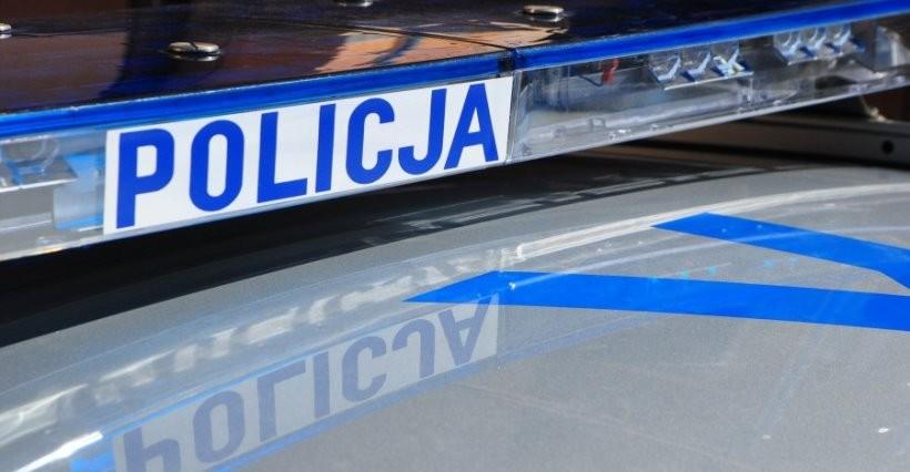 Wypadek na skrzyżowaniu Podkarpackiej z Dąbrowskiego, jedna osoba ranna
