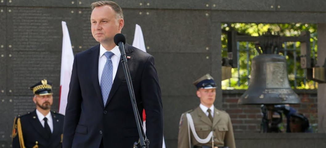 PREZYDENT: 76. rocznica wybuchu Powstania Warszawskiego