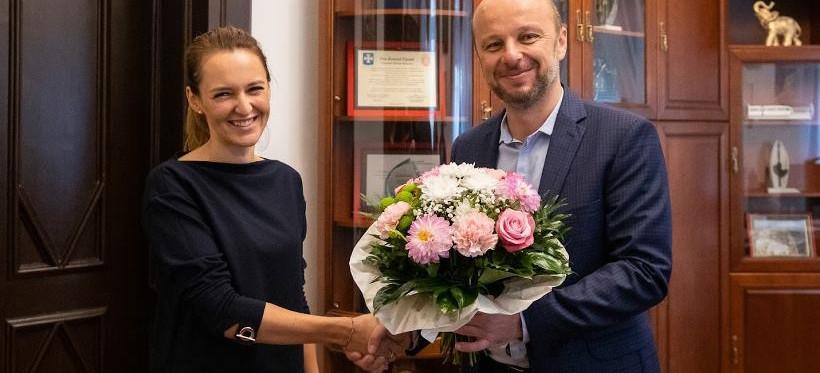 Karolina Domagała dyrektorem Kancelarii Prezydenta Rzeszowa