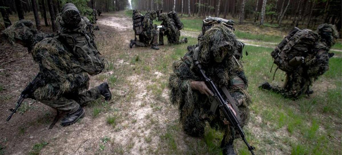 Żołnierze z 3. Podkarpackiej Brygady  Obrony Terytorialnej zakończyli szkolenie na wędrzyńskim poligonie (FOTO)