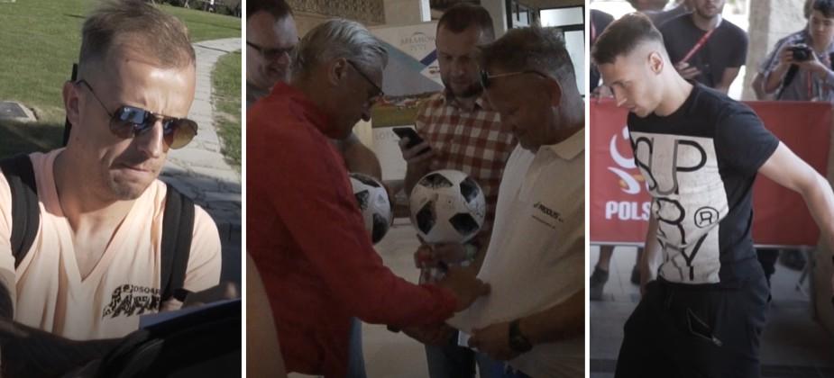ARŁAMÓW 2018: Kadra w komplecie. Wielkie oczekiwanie, autografy Grosika i zdjęcia z Nawałką (FILM)