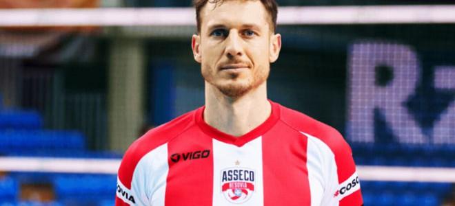 Alek Achrem wraca do Asseco Resovii Rzeszów!