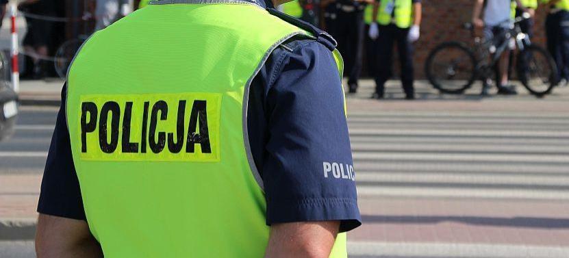 Policjant sanockiej drogówki uratował życie 10-latce