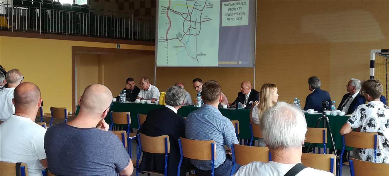 Drugie po wyborach spotkanie Ferenca z mieszkańcami – tym razem Słocina