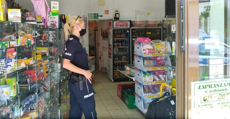 Policja kontroluje sklepy z alkoholem. Co konkretnie?