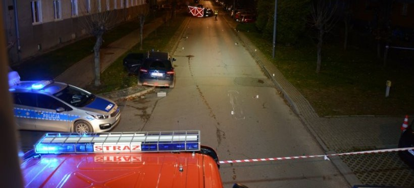 REGION: Tragiczny wypadek! Nie żyje 26-letni rowerzysta!