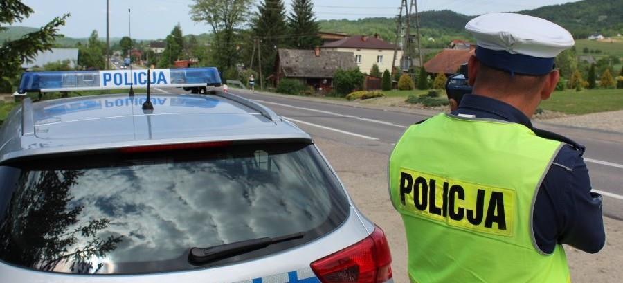 """Akcja """"Prędkość"""" w powiecie brzozowskim. Trzech kierowców straciło prawo jazdy"""