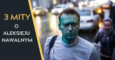 Dr SYKULSKI – 3 mity o rosyjskim opozycjoniście Aleksieju Nawalnym VIDEO