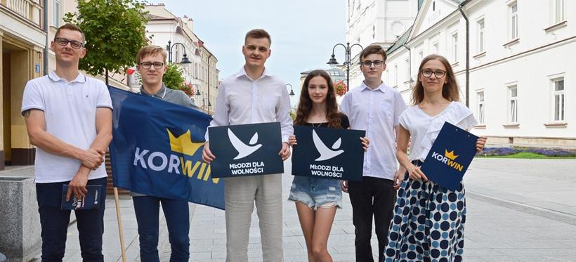 RZESZÓW. Partia KORWiN o nowym programie Konfederacji (VIDEO)