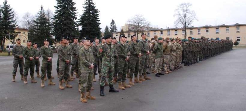 """RZESZÓW. Trwają międzynarodowe ćwiczenia wojskowe """"LAMA 20"""""""