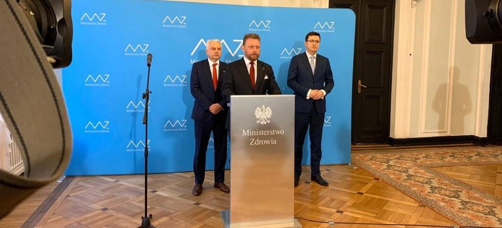 KORONAWIRUS W POLSCE. Minister Zdrowia potwierdził pierwszy przypadek!