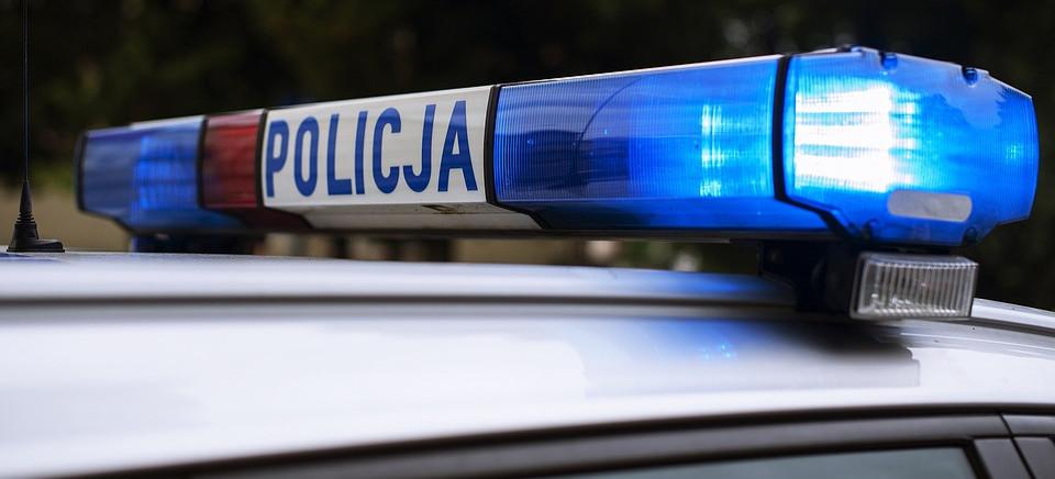 Policjanci pomogli uratować 5-letniego chłopca
