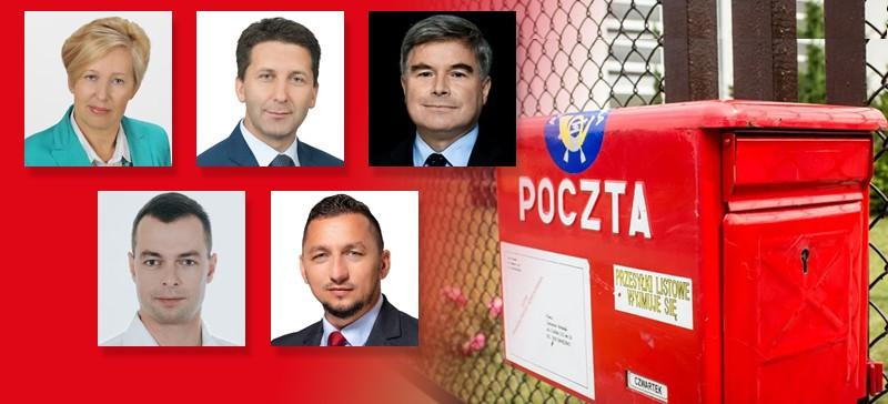 Włodarze gmin przekażą dane Poczcie Polskiej? (KOMENTARZE)