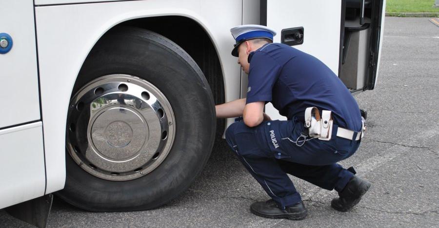 RZESZÓW: Policja uruchamia stały punkt kontroli autokarów