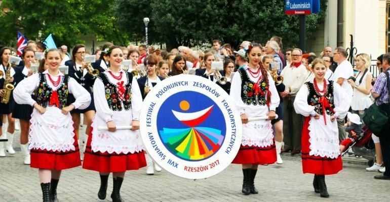 Jubileuszowy Światowy Festiwal Zespołów Polonijnych już w lipcu w Rzeszowie!