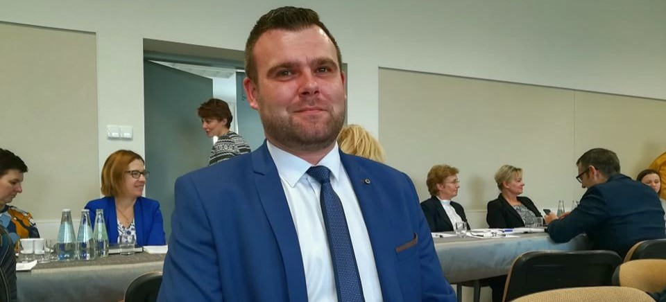 BRZOZÓW: Grzegorz Pietryka nowym wiceprzewodniczącym rady miejskiej