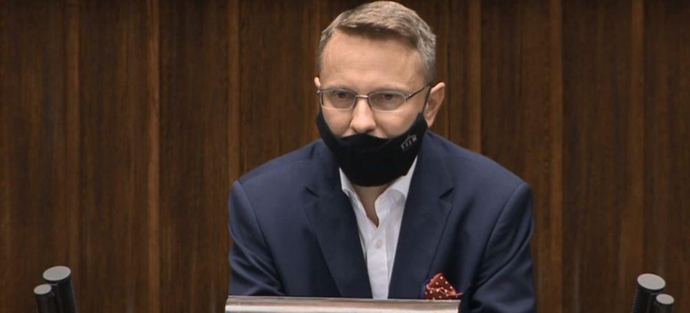 Poseł Uruski pyta w Sejmie o drugi etap obwodnicy Sanoka (VIDEO)