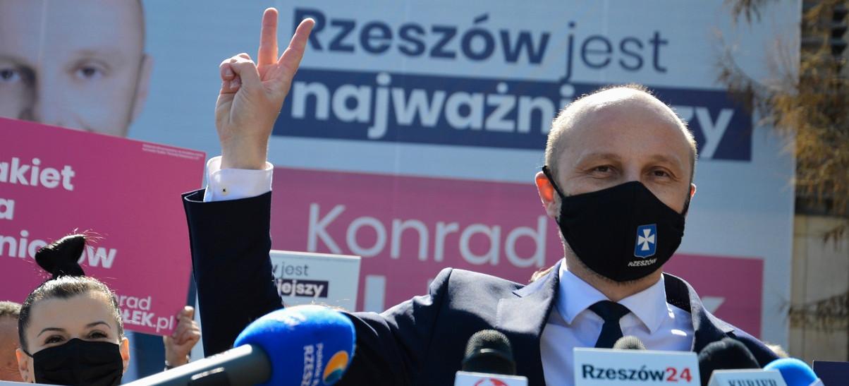 Konrad Fijołek: Rzeszowianie, stajemy do boju o nasze miasto! (VIDEO, ZDJĘCIA)