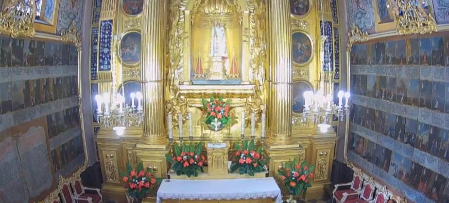NA ŻYWO: Msze święte z kościoła ojców bernardynów w Rzeszowie