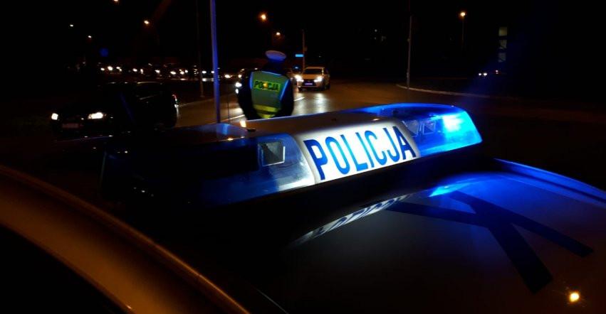Ucieczka przed policją i dwa promile alkoholu w organiźmie kierowcy Skody!