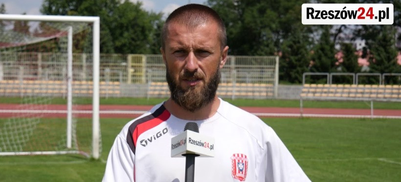 Szymon Grabowski zostaje w Resovii. Trener podziękował kibicom za wsparcie