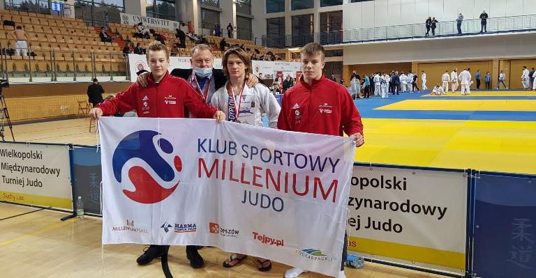 Judoka Millenium Rzeszów mistrzem Polski! (FOTO)