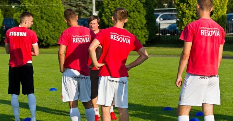 Porażka Resovii ze Stalą Mielec przed inauguracją rozgrywek w II lidze