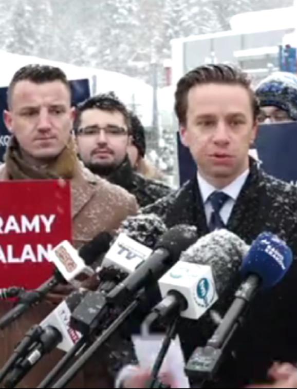 GÓRALSKIE VETO: Konfederacja broni przedsiębiorców i zapowiada projekt ustawy antylockdownowej! (VIDEO)