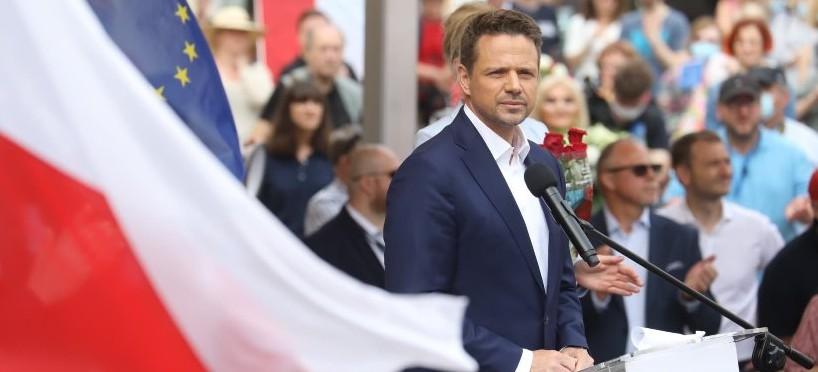 WYBORY. W środę Rafał Trzaskowski odwiedzi Podkarpacie. Będzie w Rzeszowie