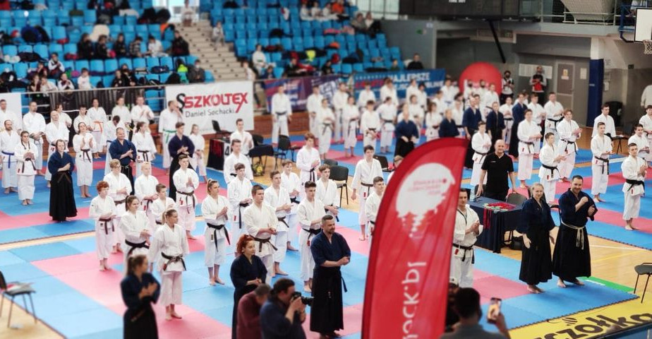 38 medali karateków Chikara Rzeszów na turnieju Karate Games! (FOTO)