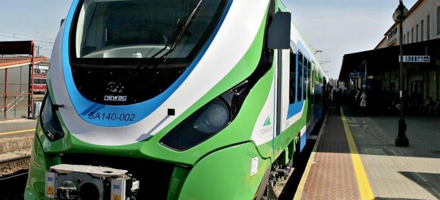 10 nowych pociągów dla Podmiejskiej Kolei Aglomeracyjnej!